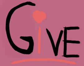 "#4 untuk Design a Logo for a charity website called "" give "" oleh DimaK01"