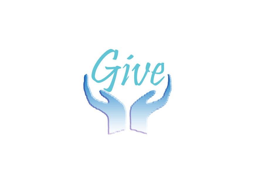 "Kilpailutyö #102 kilpailussa Design a Logo for a charity website called "" give """