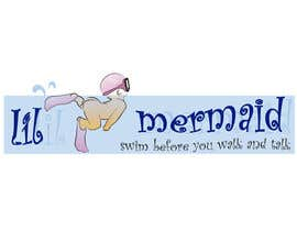 #56 para Design a Logo for lil mermaid por estelafrica
