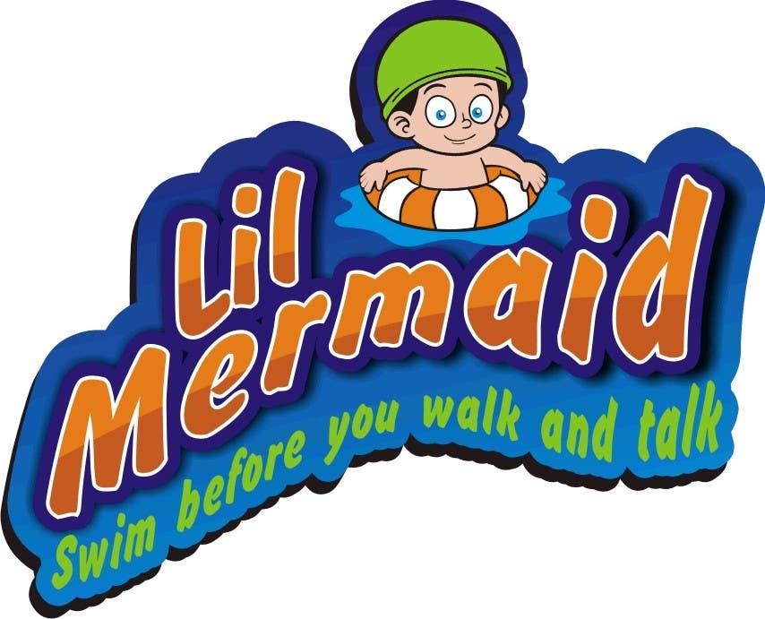 Kilpailutyö #6 kilpailussa Design a Logo for lil mermaid