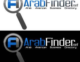 #86 untuk Design a Logo for Arab Finder a business directory site oleh toderascnd