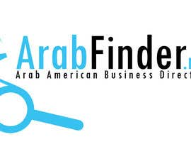 #142 untuk Design a Logo for Arab Finder a business directory site oleh SerMigo