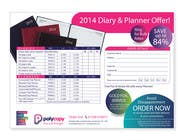 Entry # 24 for 2014 Diary flyer by