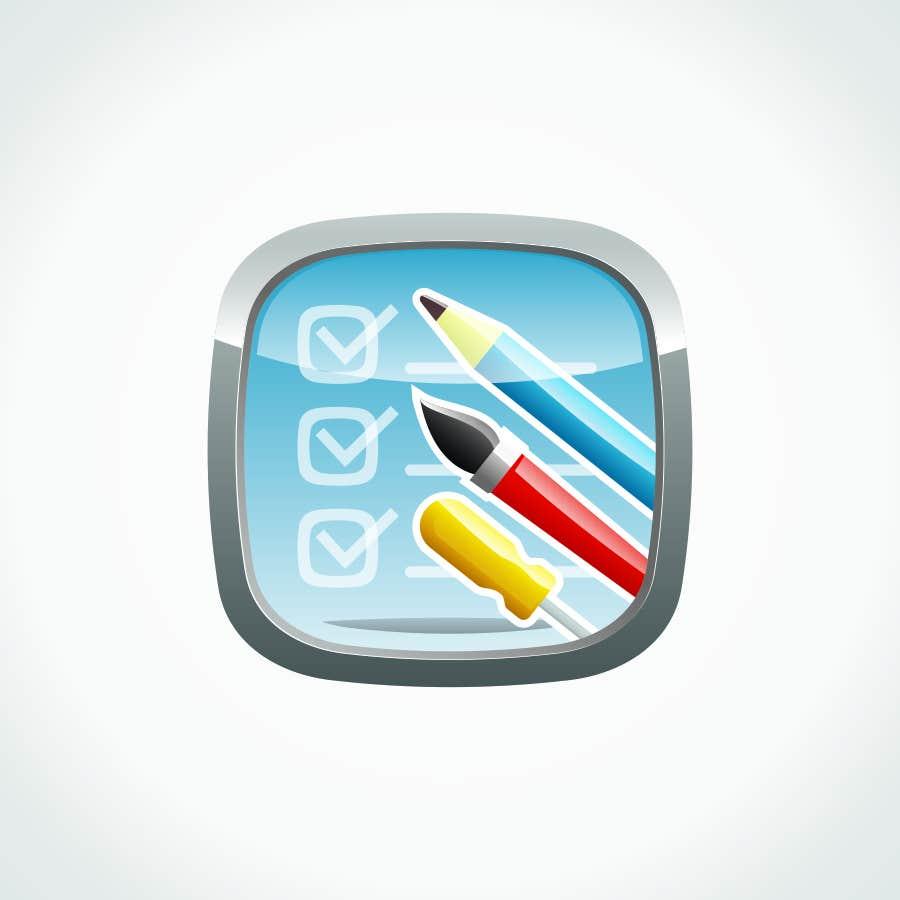 Inscrição nº                                         55                                      do Concurso para                                         Redesign three web application GUI icons