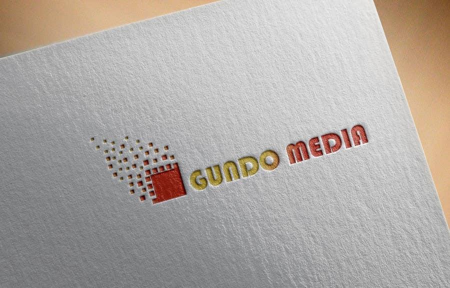 Penyertaan Peraduan #                                        29                                      untuk                                         Design a Logo for a media company