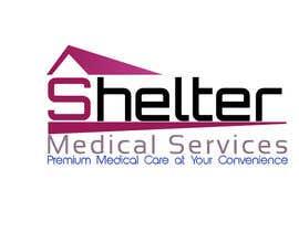 zidane2015 tarafından Design a Logo - Shelter Medical Services için no 29