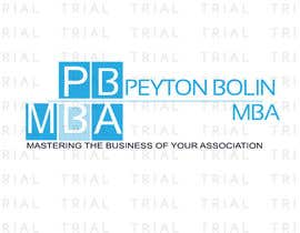 #20 for PB MBA Logo by rahul7479