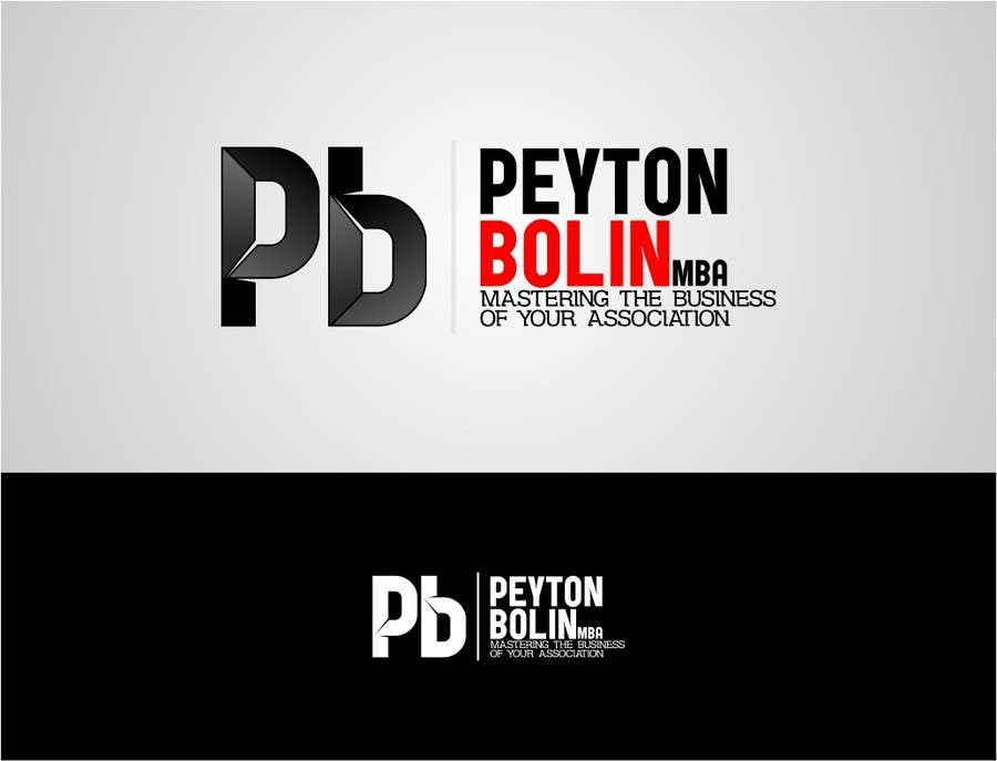 Contest Entry #21 for PB MBA Logo