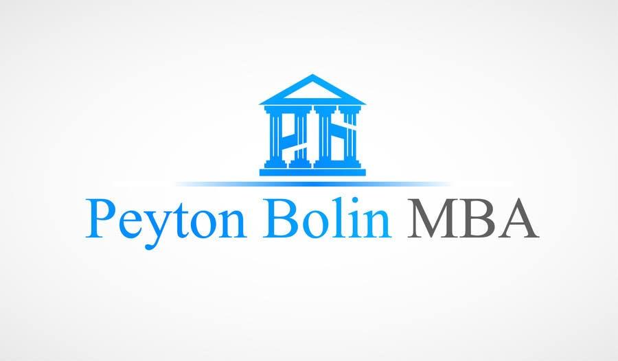 Penyertaan Peraduan #51 untuk PB MBA Logo