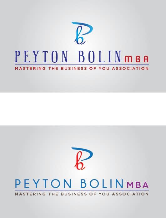 Penyertaan Peraduan #36 untuk PB MBA Logo