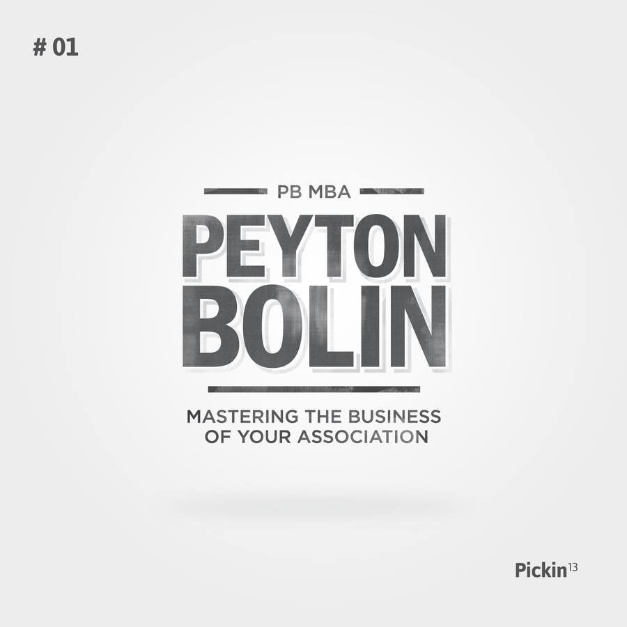Proposition n°17 du concours PB MBA Logo