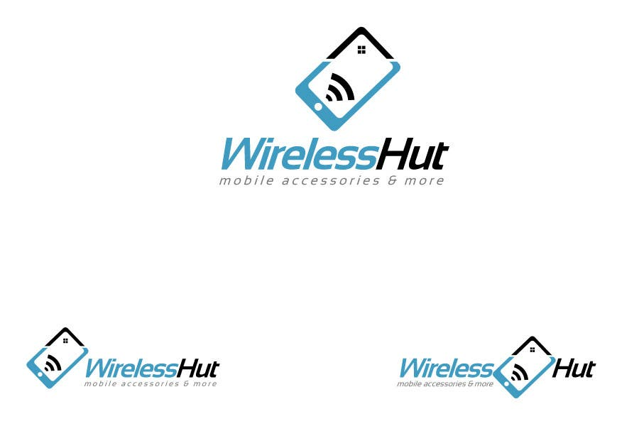 #86 for Design a Logo for Cellular phone store by commharm
