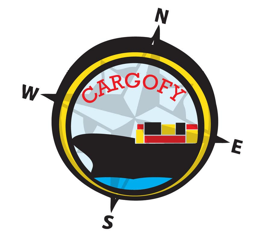 Contest Entry #78 for Graphic Design for Cargofy