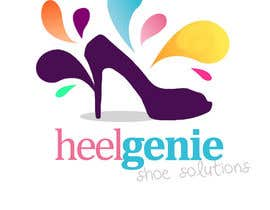 #63 for Heel Genie Logo Competition by jaskovw