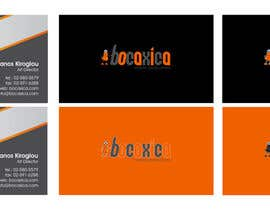 #262 para Design a Corporate Identity for Bocaxica por taganherbord