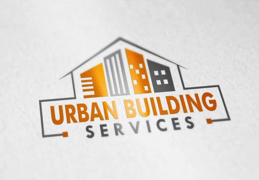 Entry 138 by vallabhvinerkar for logo design for urban for Ak decoration building services