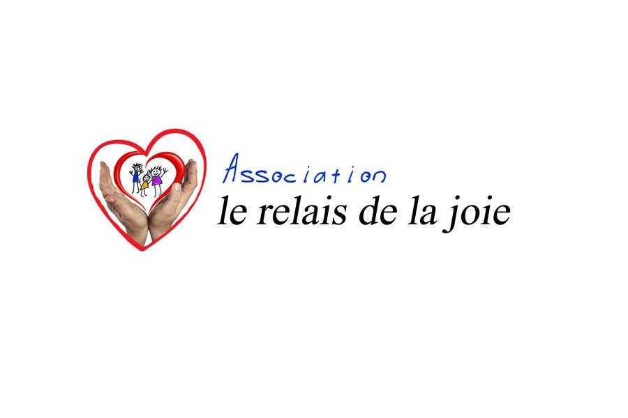 """Proposition n°18 du concours Concevez un logo pour l'association """"le relais de la joie"""""""