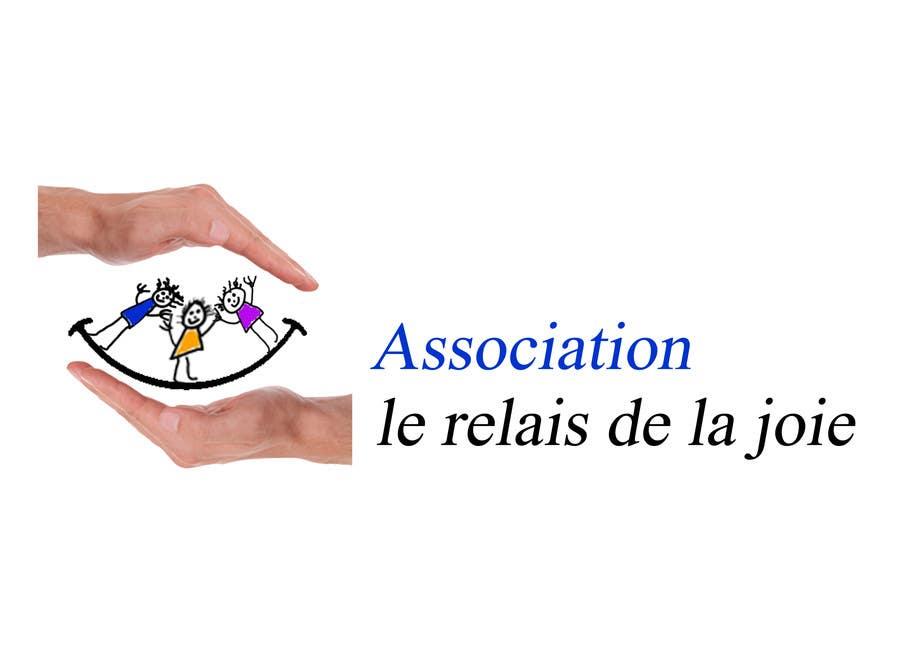 """Proposition n°21 du concours Concevez un logo pour l'association """"le relais de la joie"""""""