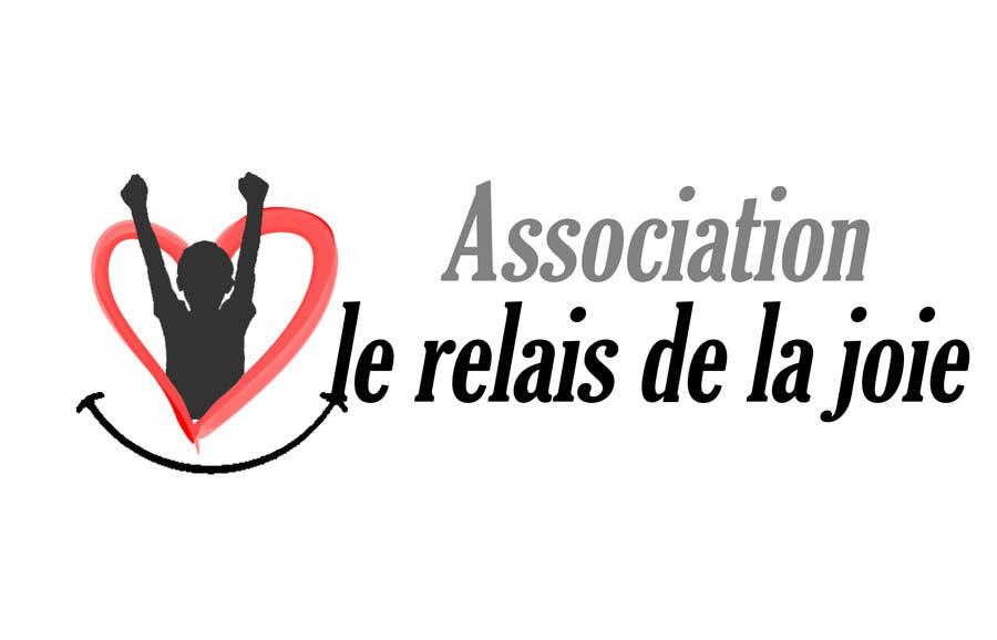 """Proposition n°30 du concours Concevez un logo pour l'association """"le relais de la joie"""""""