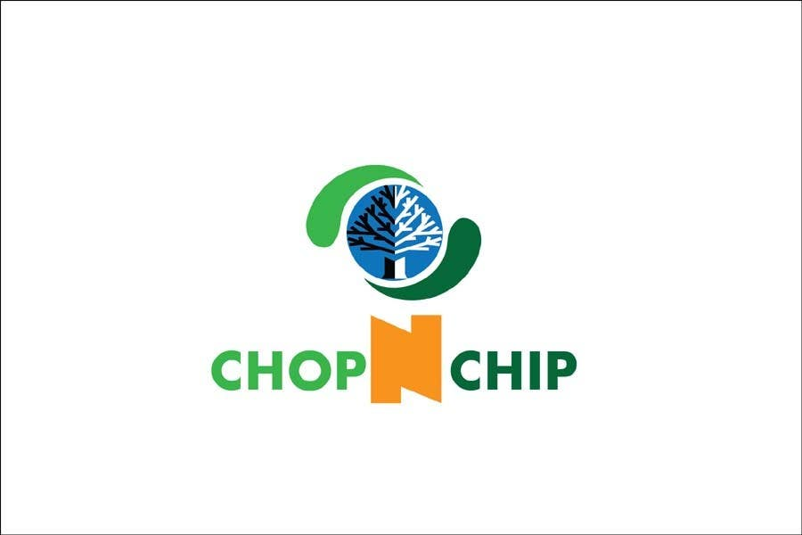 Konkurrenceindlæg #27 for Logo Design for YOUR LOCAL CHOP N CHIP