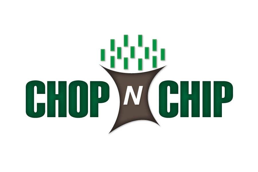 Konkurrenceindlæg #25 for Logo Design for YOUR LOCAL CHOP N CHIP