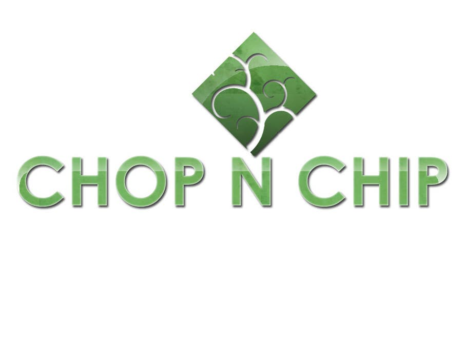 Konkurrenceindlæg #8 for Logo Design for YOUR LOCAL CHOP N CHIP