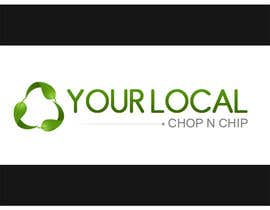 #35 dla Logo Design for YOUR LOCAL CHOP N CHIP przez e2developer