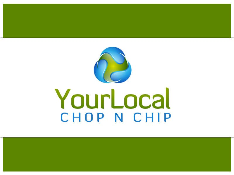 Konkurrenceindlæg #33 for Logo Design for YOUR LOCAL CHOP N CHIP