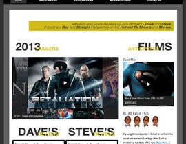 #46 for Build a Wordpress Website for Movie Reviews af echobravo