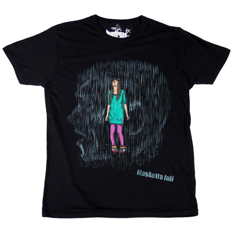 Bài tham dự cuộc thi #75 cho T-shirt Design for Masketta Fall