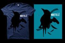 Graphic Design Kilpailutyö #69 kilpailuun T-shirt Design for Masketta Fall