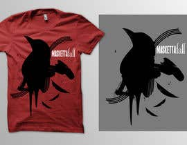#68 for T-shirt Design for Masketta Fall by bamz23