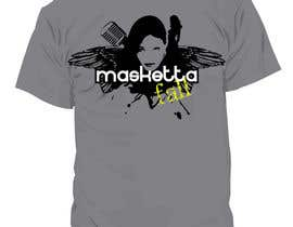 #89 para T-shirt Design for Masketta Fall por divcvetik