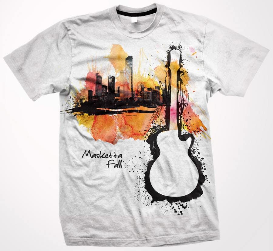 Bài tham dự cuộc thi #73 cho T-shirt Design for Masketta Fall