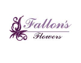 #22 for Design a logo for Fallon's Flowers of Raleigh. by sarandakryeziu