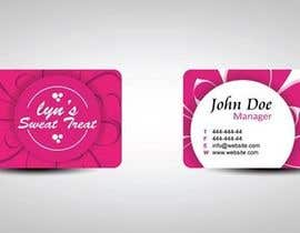 #120 untuk Business Card & Facebook Banner for Lyn's Sweet Treats oleh mamem