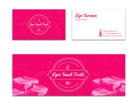 nº 123 pour Business Card & Facebook Banner for Lyn's Sweet Treats par Creart41