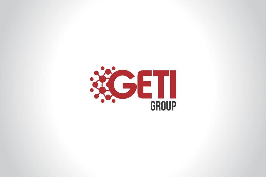 Bài tham dự cuộc thi #                                        32                                      cho                                         Design a Logo for GETI Group