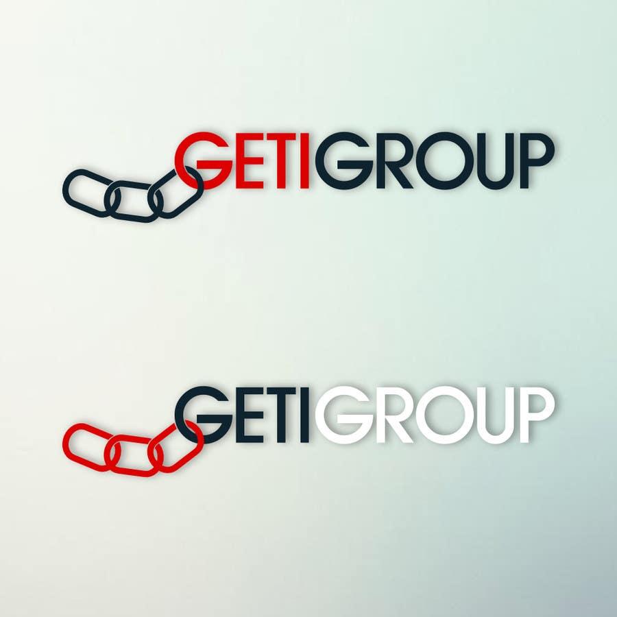 Bài tham dự cuộc thi #                                        64                                      cho                                         Design a Logo for GETI Group