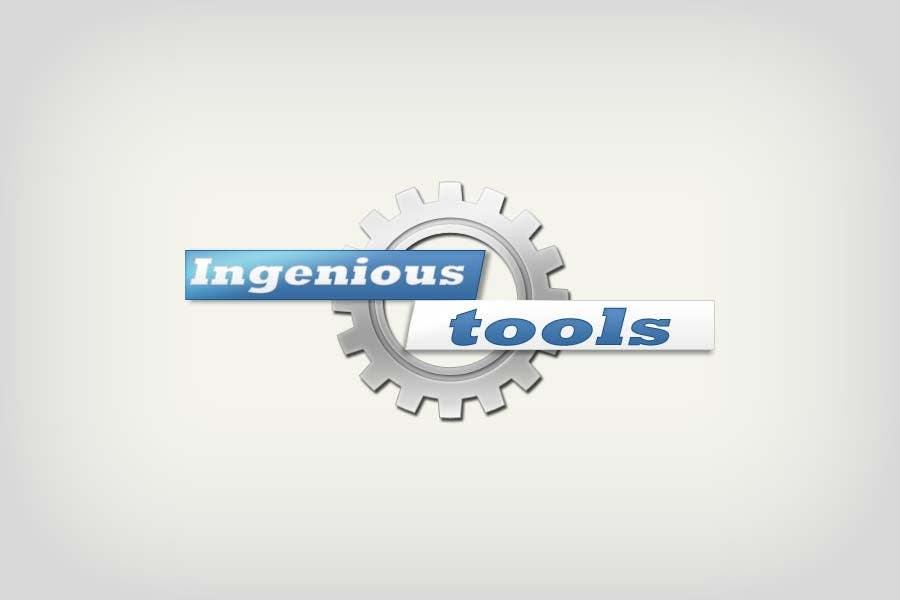 Participación en el concurso Nro.113 para Logo Design for Ingenious Tools