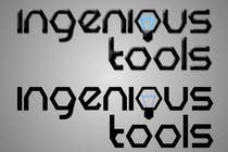 Graphic Design Kilpailutyö #23 kilpailuun Logo Design for Ingenious Tools