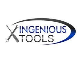 #92 para Logo Design for Ingenious Tools por scorpioro