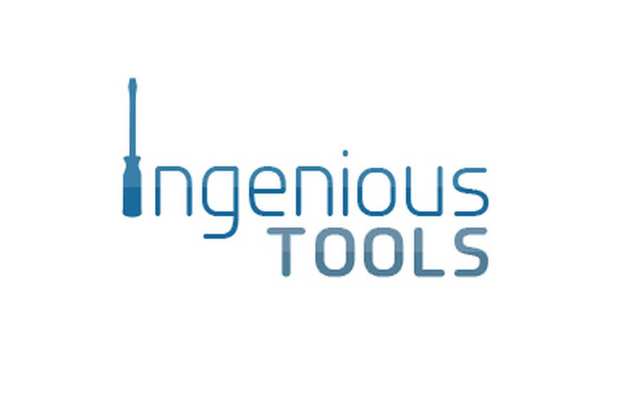 Logo Design For Ingenious Tools Freelancer
