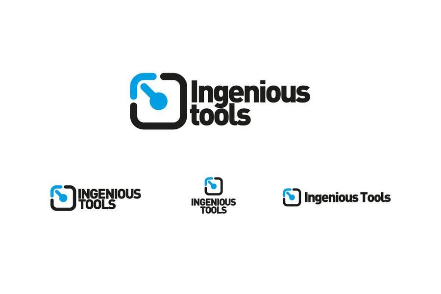 Participación en el concurso Nro.168 para Logo Design for Ingenious Tools
