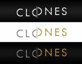 """#32 for Create a new logo for the band """"Clones"""" (don't scare with the prize) by Syhla"""