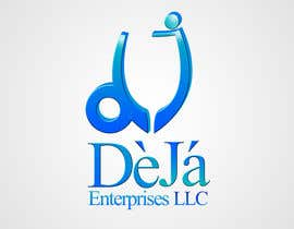 nº 427 pour Logo Design for DeJa Enterprises, LLC par eX7ReMe