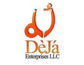 nº 590 pour Logo Design for DeJa Enterprises, LLC par eX7ReMe