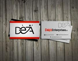 nº 597 pour Logo Design for DeJa Enterprises, LLC par eX7ReMe