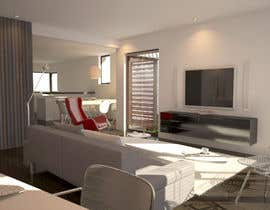 #18 for Interior design for living room and dining room af eliasgarcia