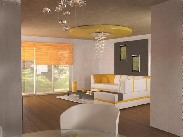 #17 for Interior design for living room and dining room by sweetkooki77